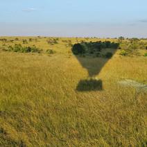 Optional Balloon excursion over the Mara
