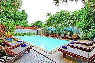 Pool Shewe Wana Chiang Mai