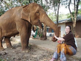 Sanna and Tilly- Thailand 2019