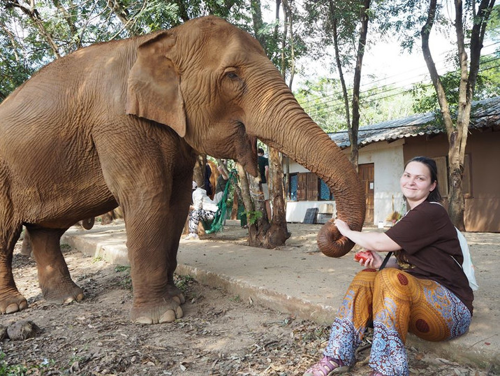 Sanna and Tilly- Thailand 2019