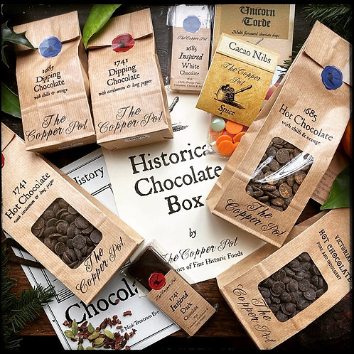 Historical Chocolate Box