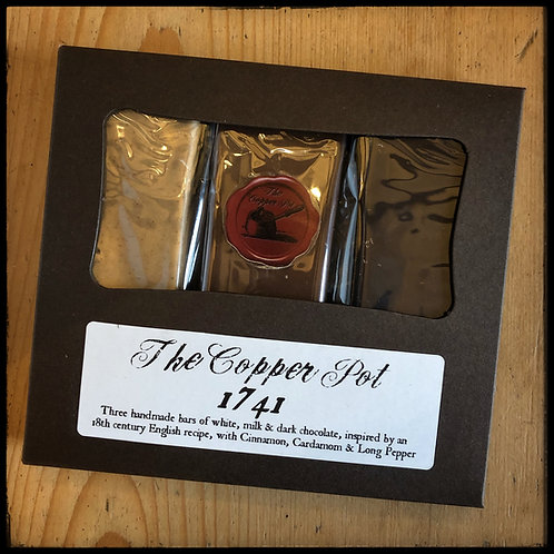 1741 Inspired Chocolate Collection