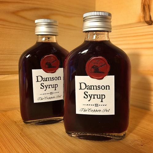 Damson Syrup