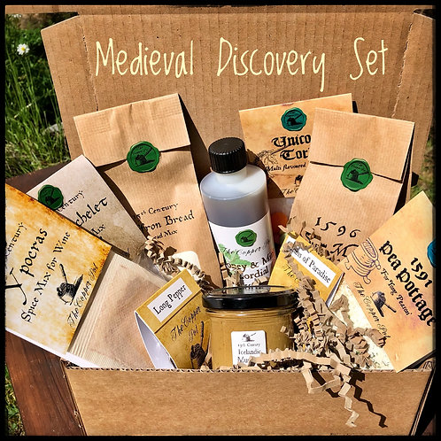 Medieval Discovery Set