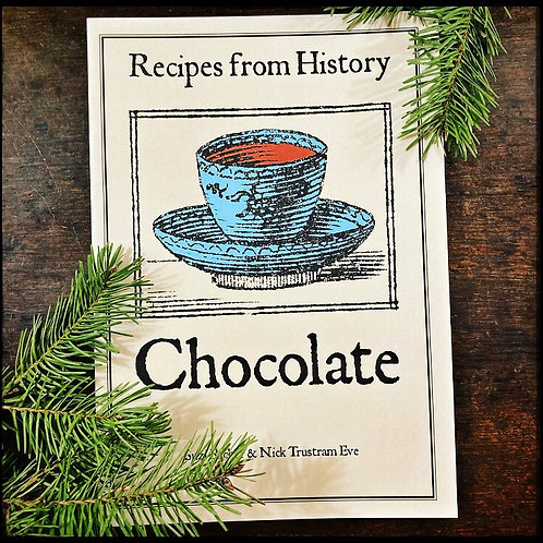 Chocolate - Recipes from History