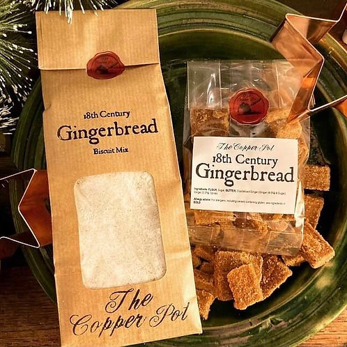 18th Century Gingerbread Mix (with a free bag of pieces)