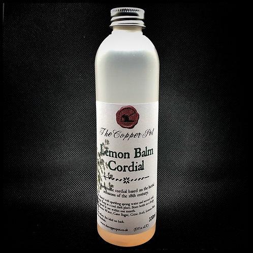 Lemon Balm Cordial (250ml)