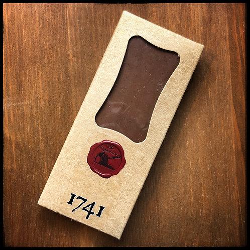 1741 Inspired Milk Chocolate Bar