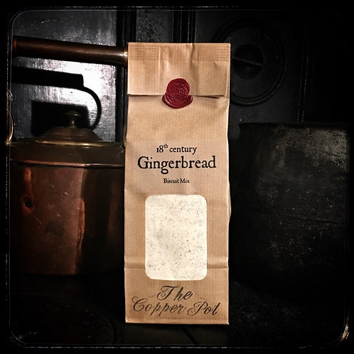 18th Century Gingerbread Mix