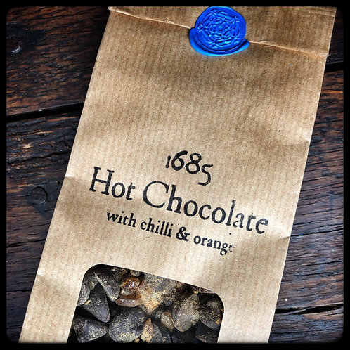 1685 Hot Chocolate (with Chilli & Orange)