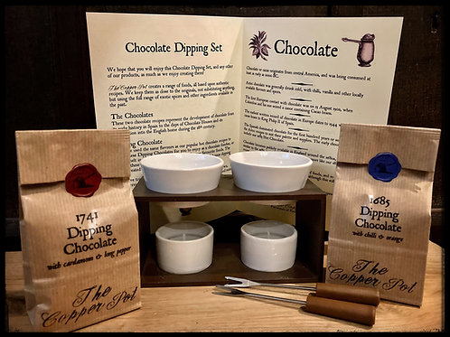Dipping Chocolate Set