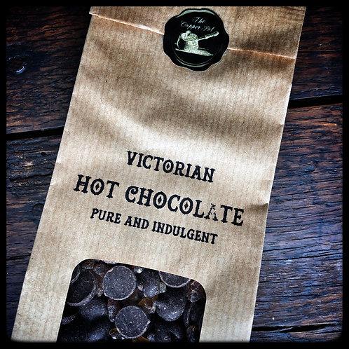 Victorian Hot Chocolate (Pure & Indulgent)