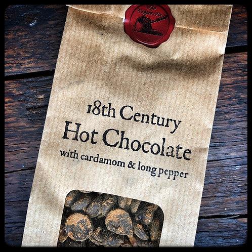 1741 Hot Chocolate (Cardamom & Long Pepper)