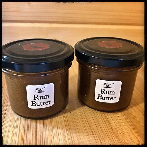 Rum Butter (2 jars)