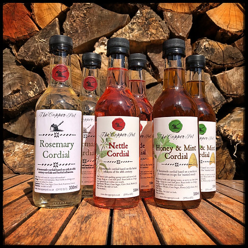 Summer Special Cordial 6 Pack