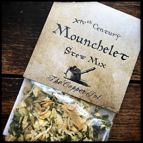 14th Century Mounchelet Stew Mix