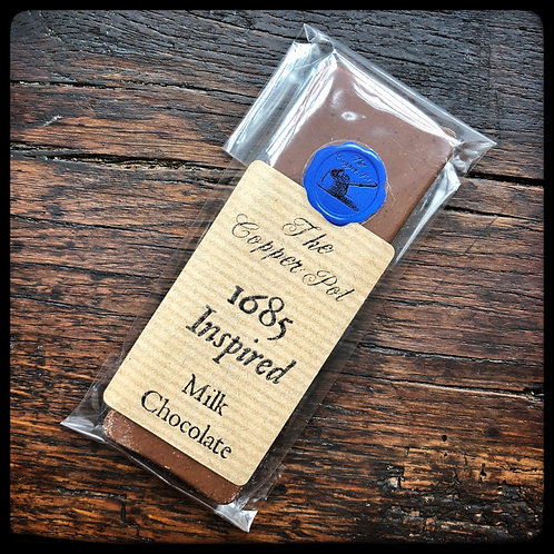 1685 Inspired Milk Chocolate Bar