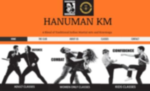 HANUMAN KM WEBSITE
