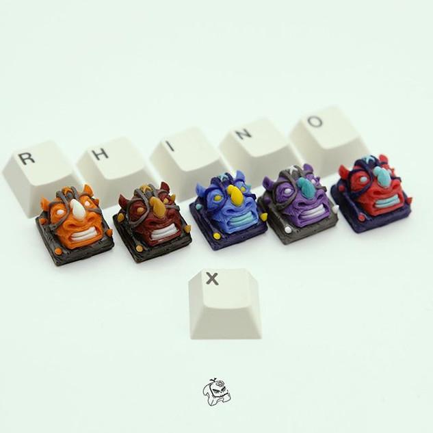 Coming soon - our next champ:  Rhino X