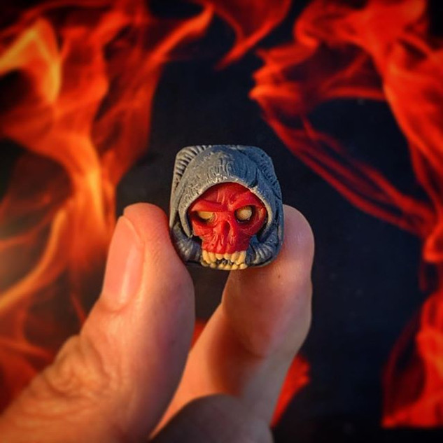 Dude on fire!  Introducing our new membe