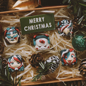 Christmas Collection: Set of 5! 🎄