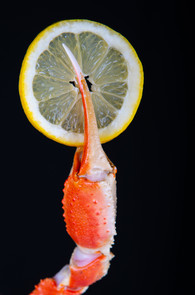 Culinaire crabe