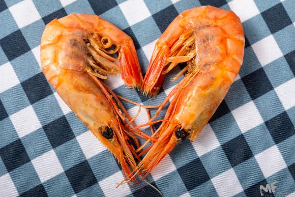 Culinaire crevettes
