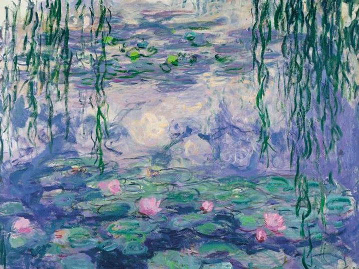 Ninfee_Claude Monet