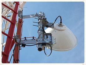 Parapanda telecomunicaciones coubicacion granada andalucia