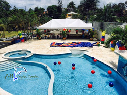 Pool Party en ahdolphingarden