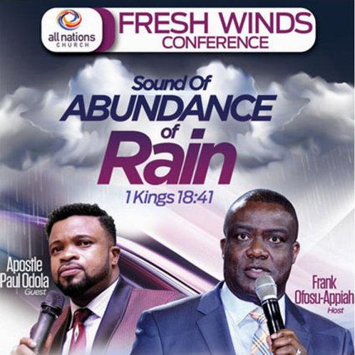 Sound of the Abundance of Rain