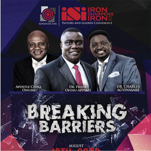 ISI 2015: Breaking Barriers