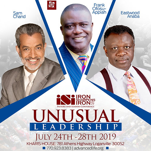 ISI 2019: The Unusual Leader