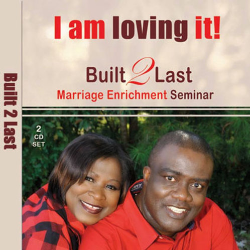 I'm Loving It - Marriage Enrichment Seminar