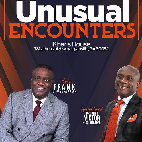 Unusual Encounters