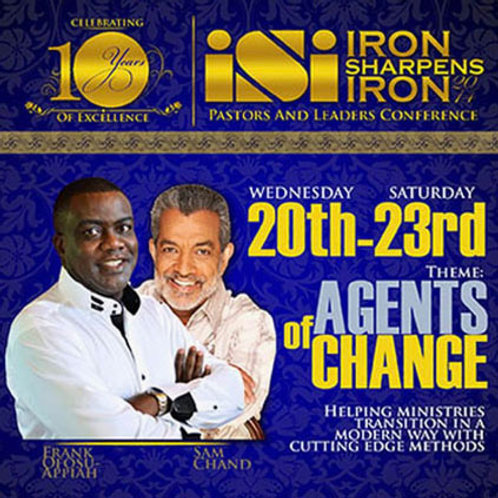 ISI 2014: Agents of Change