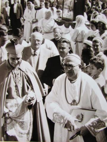 D. Henrique Golland Trindade e D. Afonso Heun