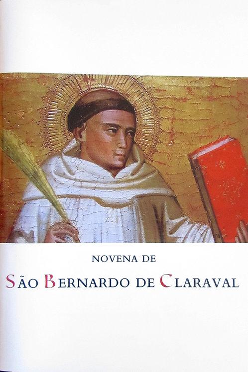 Novena de São Bernardo de Claraval