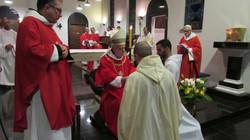 Profissão monástica