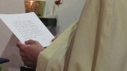 Carta de profissão monástica