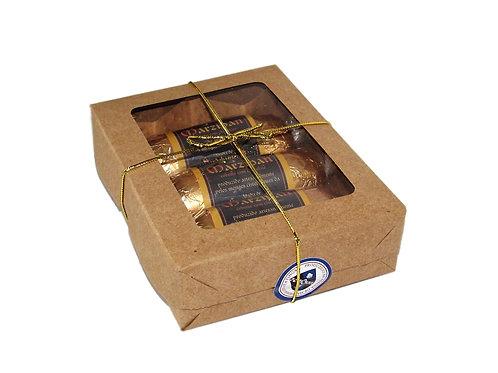 Caixa de marzipans