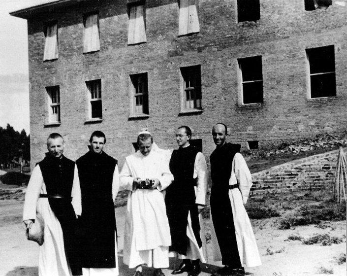primeiros monges