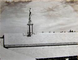 Construção do campanário