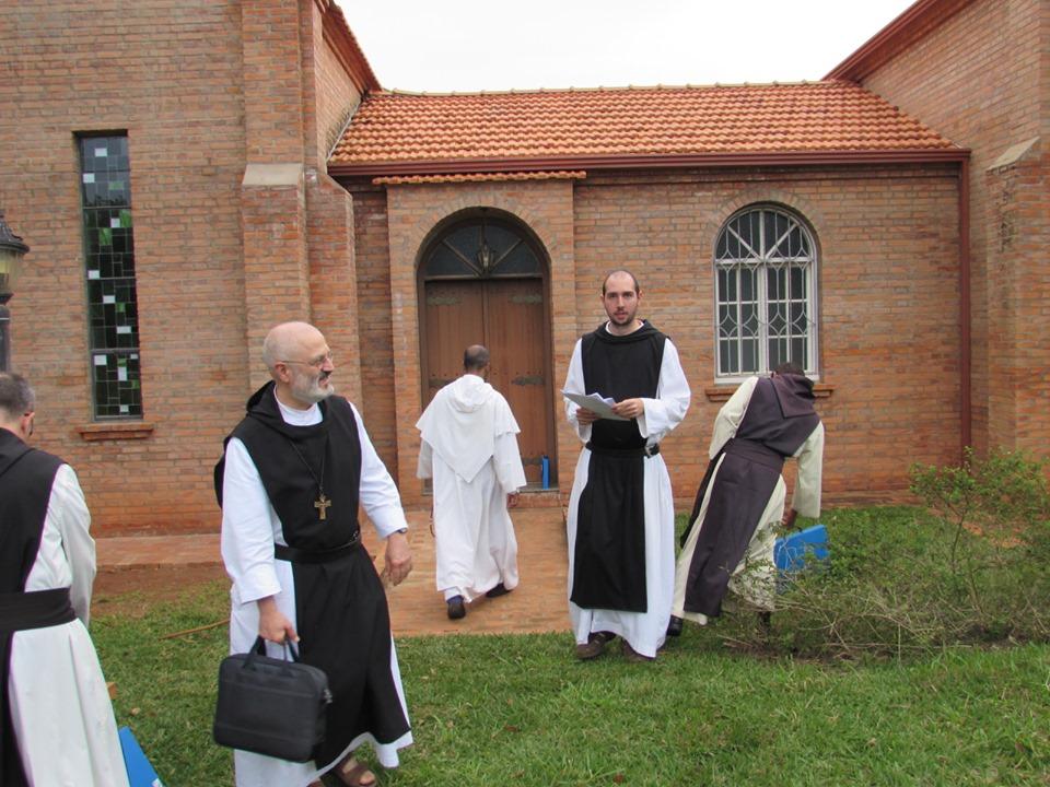 """Simpósio """"Identidade Cisterciense Hoje"""""""
