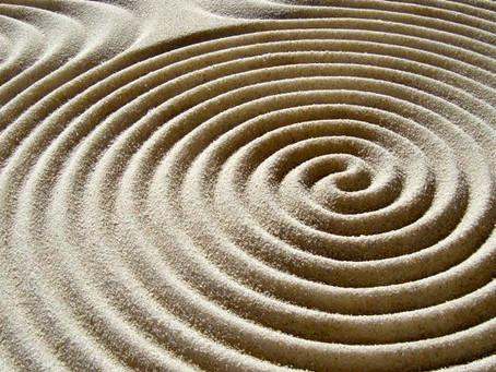Meditation in Bewegung