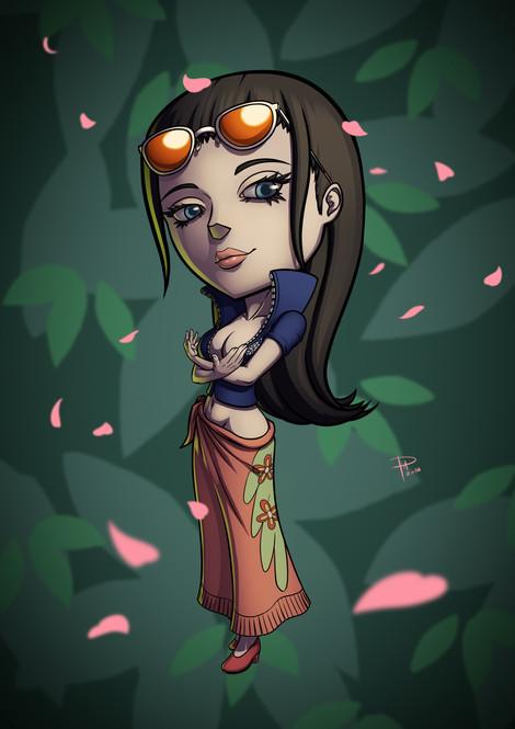 Chibi Robin