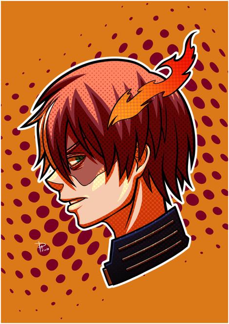 Shoto Fire Icon