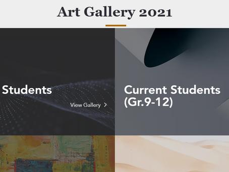 Virtual Art Gallery Night!