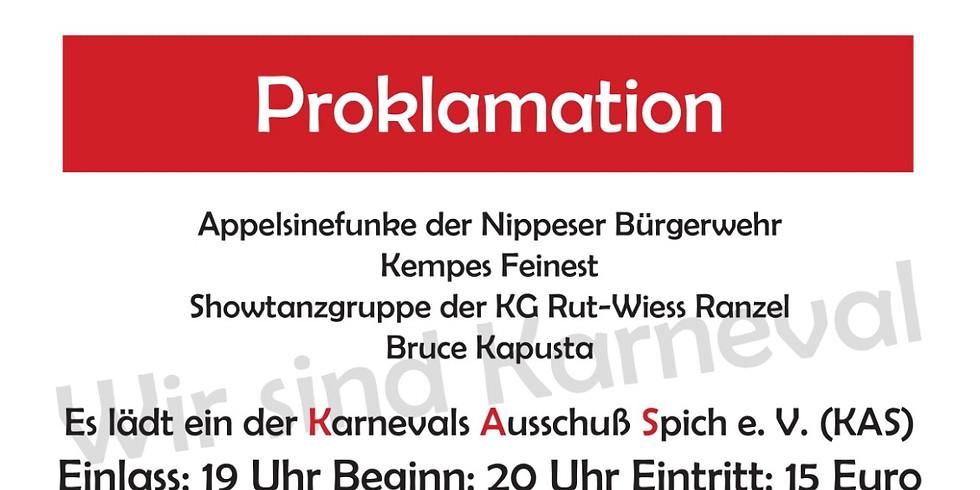 Prinzenproklamation