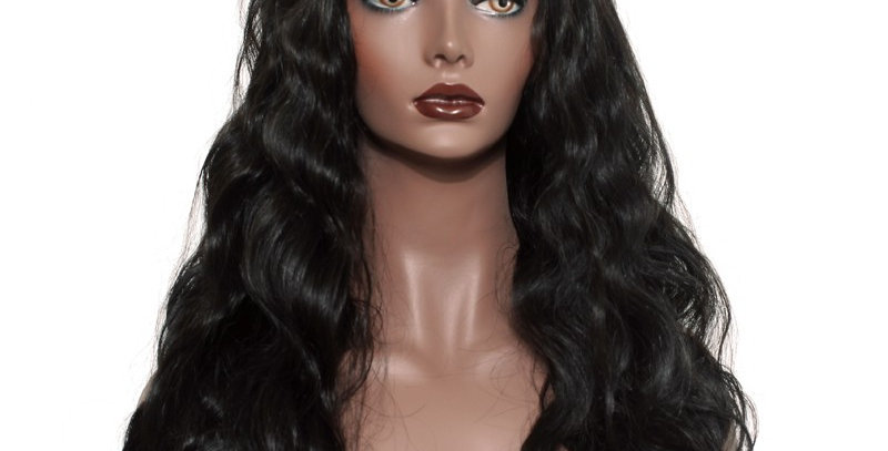 Body wave Closure4*4 Lace Wig